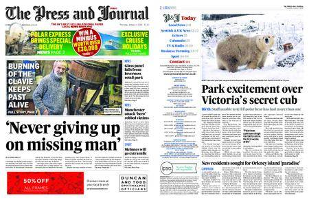 The Press and Journal Moray – January 04, 2018