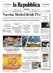 la Repubblica - 7 Maggio 2021