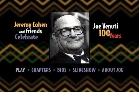 Jeremy Cohen & Friends: Celebrate Joe Venuti: 100 Years (2005)