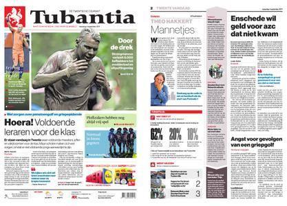 Tubantia - Enschede – 04 september 2017