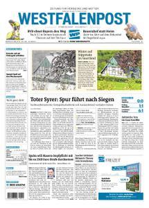 Westfalenpost Wetter - 06. Mai 2019