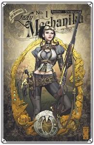 Lady Mechanika - Tome 01 - Le mystère du corps mécanique