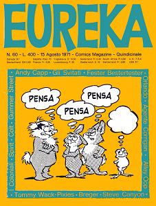 Eureka - Volume 60