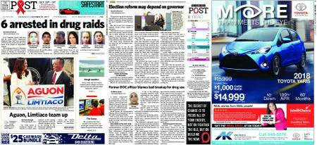 The Guam Daily Post – October 25, 2017