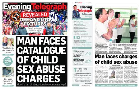 Evening Telegraph First Edition – June 21, 2019