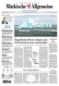Märkische Allgemeine Zossener Rundschau - 19. Juli 2019
