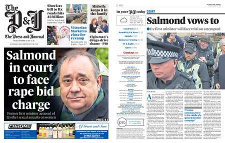 The Press and Journal Moray – November 22, 2019
