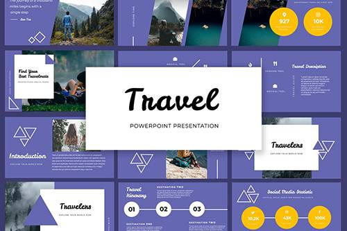 Travel Powerpoint Presentation