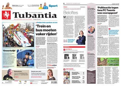 Tubantia - Enschede – 04 maart 2019