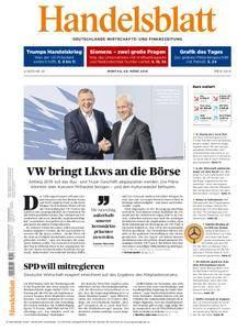 Handelsblatt - 05. März 2018