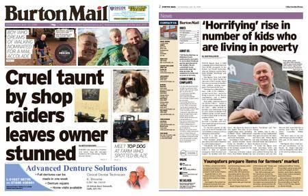 Burton Mail – May 30, 2018