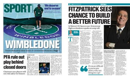 The Herald Sport (Scotland) – April 02, 2020