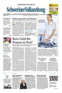 Schweriner Volkszeitung Hagenower Kreisblatt - 05. März 2018