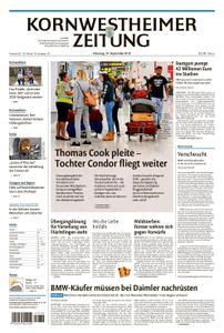 Kornwestheimer Zeitung - 24. September 2019