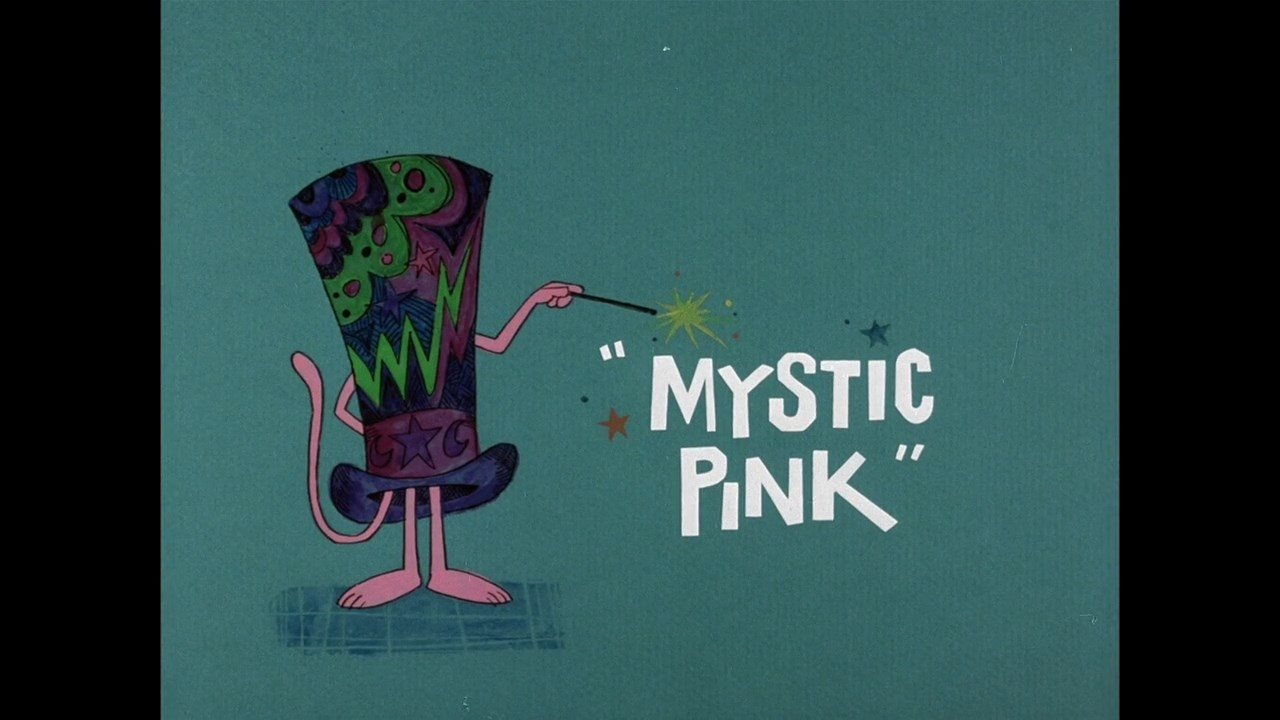 The Pink Panther Cartoon Collection: Volume 5 (1976-1978)