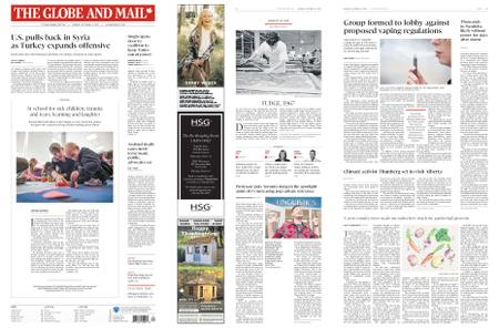 The Globe and Mail – October 14, 2019