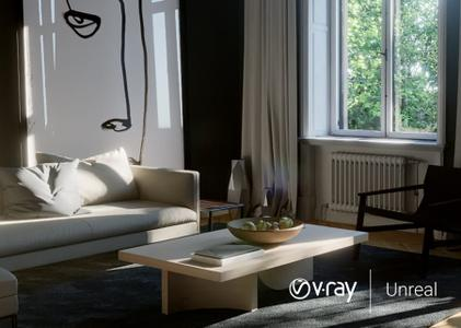 Chaos Group V-Ray Next, Update 2.2 (build 4.20.00) for Unreal
