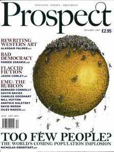 Prospect Magazine - December 1997