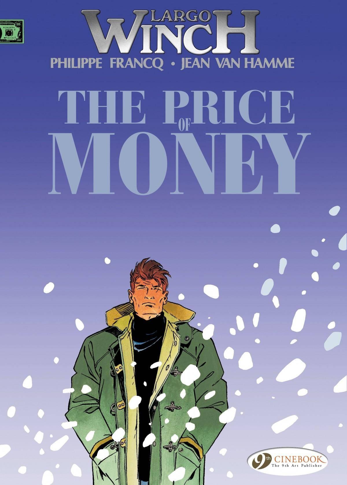 Largo Winch 009 - The Price of Money 2012 Cinebook digital
