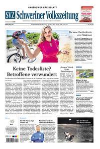 Schweriner Volkszeitung Hagenower Kreisblatt - 20. Juli 2019