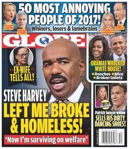 Globe - December 25, 2017