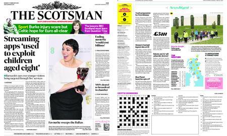 The Scotsman – February 11, 2019