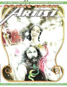 Comic Book Artist 25