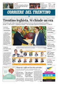 Corriere del Trentino – 23 ottobre 2018