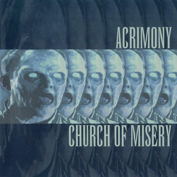 Acrimony/Church Of Misery - Split CD (2003) RESTORED