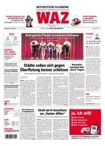 WAZ Westdeutsche Allgemeine Zeitung Oberhausen-Sterkrade - 31. Mai 2018