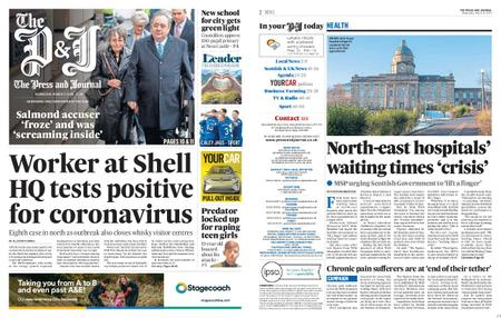 The Press and Journal Moray – March 11, 2020