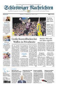 Schleswiger Nachrichten - 12. Februar 2018