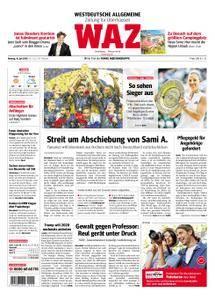 WAZ Westdeutsche Allgemeine Zeitung Oberhausen-Sterkrade - 16. Juli 2018