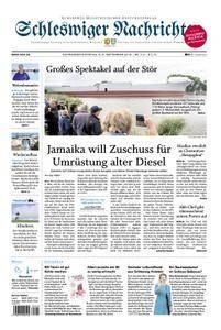 Schleswiger Nachrichten - 08. September 2018