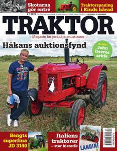 Traktor – 15 oktober 2019