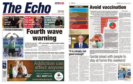 Evening Echo – January 16, 2021