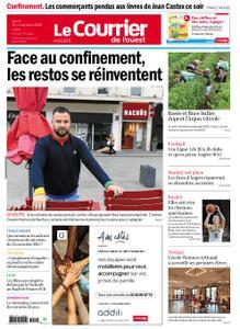 Le Courrier de l'Ouest Angers – 12 novembre 2020