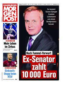 Hamburger Morgenpost – 25. Juni 2019