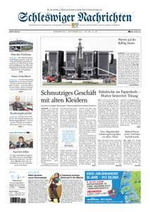 Schleswiger Nachrichten - 07. September 2017