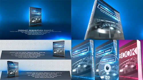 Videohive Product Revealer 12349274