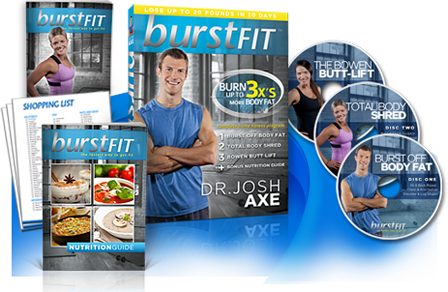 Dr. Josh Axe - BurstFIT Home Fitness Program [repost]