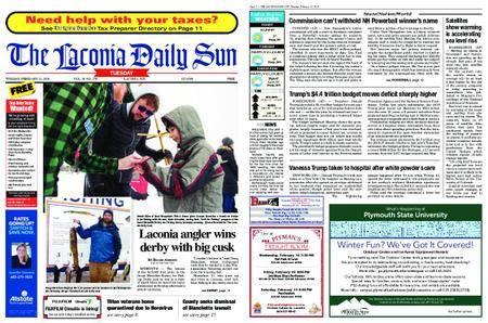 The Laconia Daily Sun – February 13, 2018