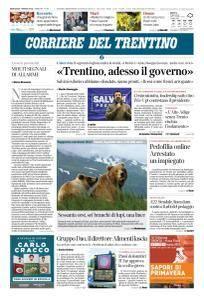 Corriere del Trentino - 7 Marzo 2018