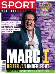 Sport Voetbal Magazine - 3 Januari 2018