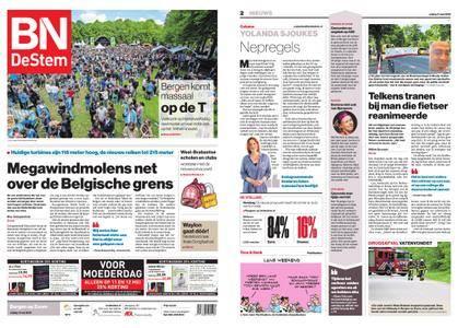 BN DeStem - Bergen op Zoom – 11 mei 2018