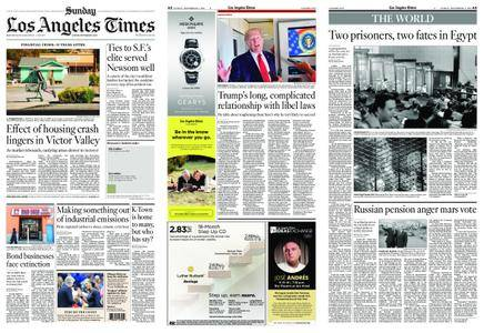 Los Angeles Times – September 09, 2018