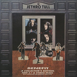 Jethro Tull - Benefit (1970) [Collector's Edition 2013] (ADVD + Hi-Res Stereo FLAC 24bit/96kHz)