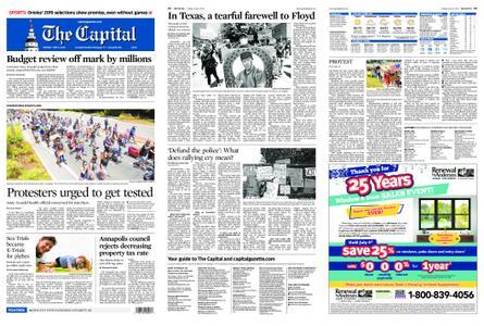 The Capital – June 09, 2020
