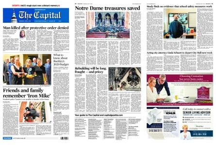 The Capital – April 17, 2019