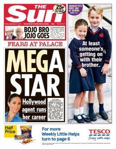 The Sun UK - 6 September 2019